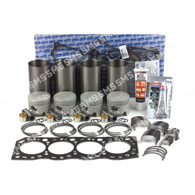 ENGINE KIT (with liners) Alfin Pistons Premium